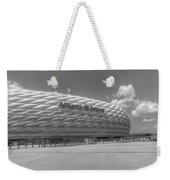 Allianz Arena Munich  Weekender Tote Bag