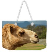 Camel Out Amongst Nature Weekender Tote Bag