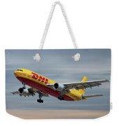 Dhl Airbus A300-f4 Weekender Tote Bag