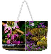 Fall Foliage Weekender Tote Bag by William Norton