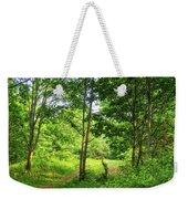 Green's Hill Weekender Tote Bag