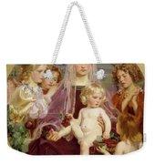Madonna Of Giverny  Weekender Tote Bag