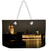 River Thames Weekender Tote Bag