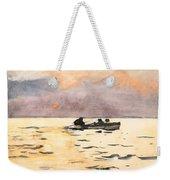 Rowing Home  Weekender Tote Bag