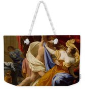 The Rape Of Tamar  Weekender Tote Bag