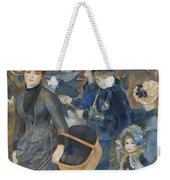 The Umbrellas  Weekender Tote Bag