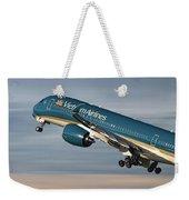 Vietnam Airlines Airbus A350 Weekender Tote Bag