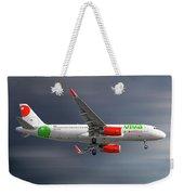 Vivaaerobus Airbus A320-232 Weekender Tote Bag