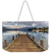 Wanaka - New Zealand Weekender Tote Bag