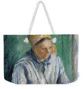 Washerwoman  Study  Weekender Tote Bag