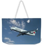 Air Canada Express Bombardier Crj-200er Weekender Tote Bag