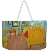 Bedroom In Arles Weekender Tote Bag