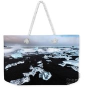 Diamond Beach Weekender Tote Bag