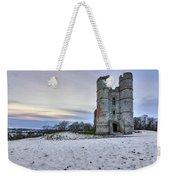 Donnington Castle - England Weekender Tote Bag