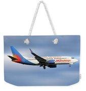 Jet2 Boeing 737-33v Weekender Tote Bag
