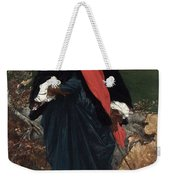Portrait Of May Sartoris Weekender Tote Bag
