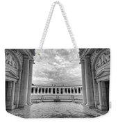Arlington National Cemetery Memorial Amphitheater Weekender Tote Bag