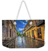 Havana Weekender Tote Bag
