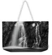 Hepokongas Waterfall Weekender Tote Bag