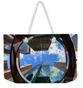 Skyscrapers Weekender Tote Bag