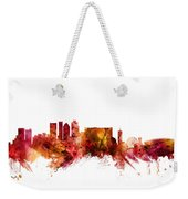 Cape Town South Africa Skyline Weekender Tote Bag