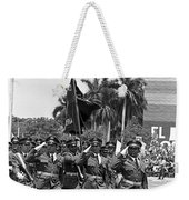 Marchers Weekender Tote Bag