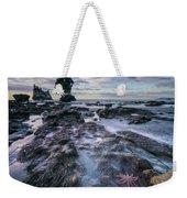 Motukiekie Beach - New Zealand Weekender Tote Bag