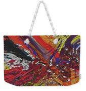 My Colorful World Series Weekender Tote Bag