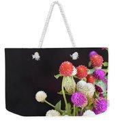7191-multicolor Weekender Tote Bag