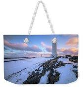 Akranes - Iceland Weekender Tote Bag