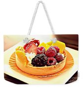 8 Eat Me Now  Weekender Tote Bag