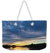 Danvers River Sunset Weekender Tote Bag
