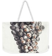 A Bunch Of Grapes By Johan Teyler  1648-1709  Weekender Tote Bag