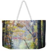 A Canopy Of Autumn Leaves Weekender Tote Bag