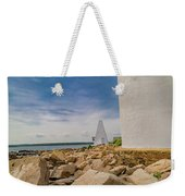 A Different View Goat Island  Weekender Tote Bag