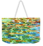 A Feast Of Colours Weekender Tote Bag