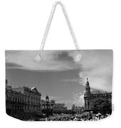 A Fly Over Weekender Tote Bag