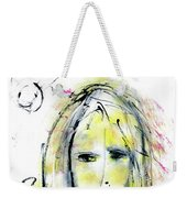 A Girl By The Artist Catalina Lira Weekender Tote Bag