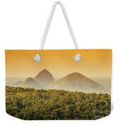 A Glowing Afternoon Weekender Tote Bag