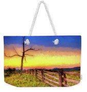 A Gorgeous Blue Ridge Sunrise Ap Weekender Tote Bag