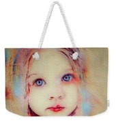 A Little Angel  Weekender Tote Bag