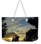 A Long Days Journey Into The Night Weekender Tote Bag