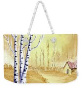 A New Day Weekender Tote Bag by Rich Stedman