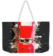 A New Shell Weekender Tote Bag