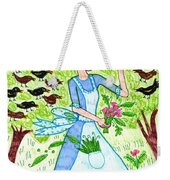 A Pocketful Of Peas 1 Weekender Tote Bag