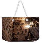 A Room Inside Masada Weekender Tote Bag