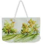 A Simple Landscape Weekender Tote Bag