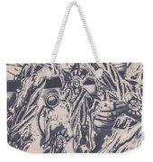 A Souvenir Of Statues Weekender Tote Bag