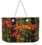 A Time In The Woods Weekender Tote Bag