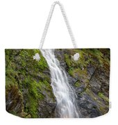 A Touch Of Light On Bridal Veil Falls Weekender Tote Bag